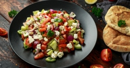 Türkischer Hirtensalat